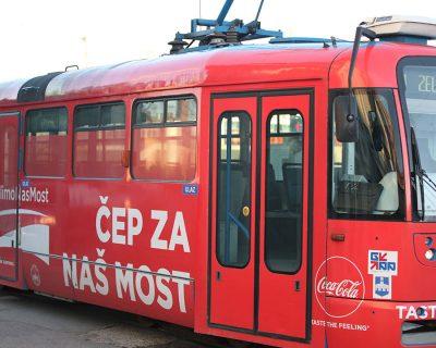 Coca Cola: Geolokacijskim oglašavanjem do svjetlećeg mosta